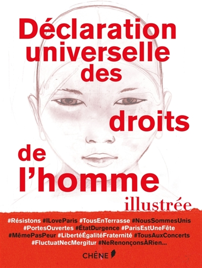 LA DECLARATION UNIVERSELLE DES DROITS DE L'HOMME ILLUSTREE
